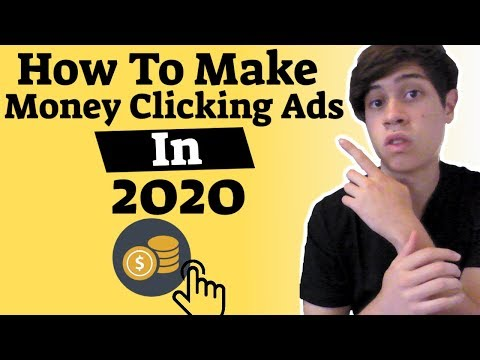 How To Make Money Clicking Ads – Easy Side Online Job Clicking Ads And Making Money