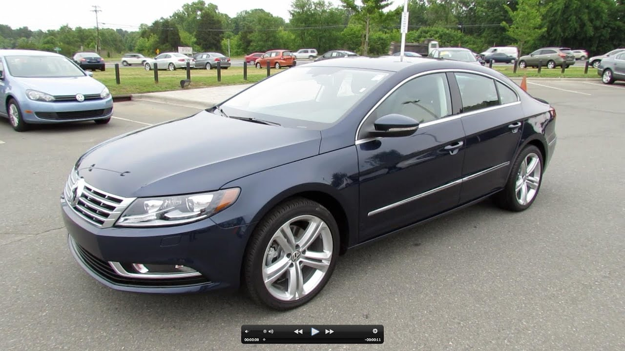 2013 volkswagen cc sport plus start up exhaust and in depth tour youtube. Black Bedroom Furniture Sets. Home Design Ideas