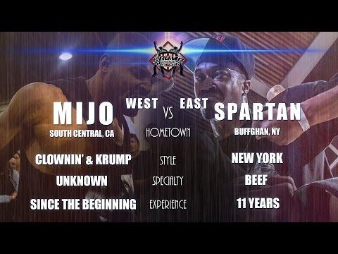 KBL Presents | SPARTAN vs MIJO | East vs West