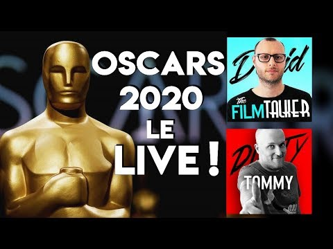LIVE DES OSCARS 2020 ! Feat The Film Talker