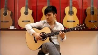 """RO仙境傳說 - 守候永恆的愛 Love Forever """"Acoustic Guitar"""" Steven Law"""