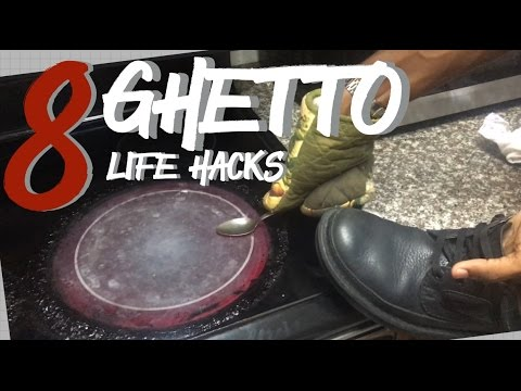 8 GHETTO LIFE HACKS YOU SHOULD KNOW !!!