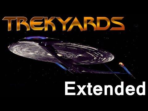 Trekyards - Enterprise J (Complete) (Drexler Special)