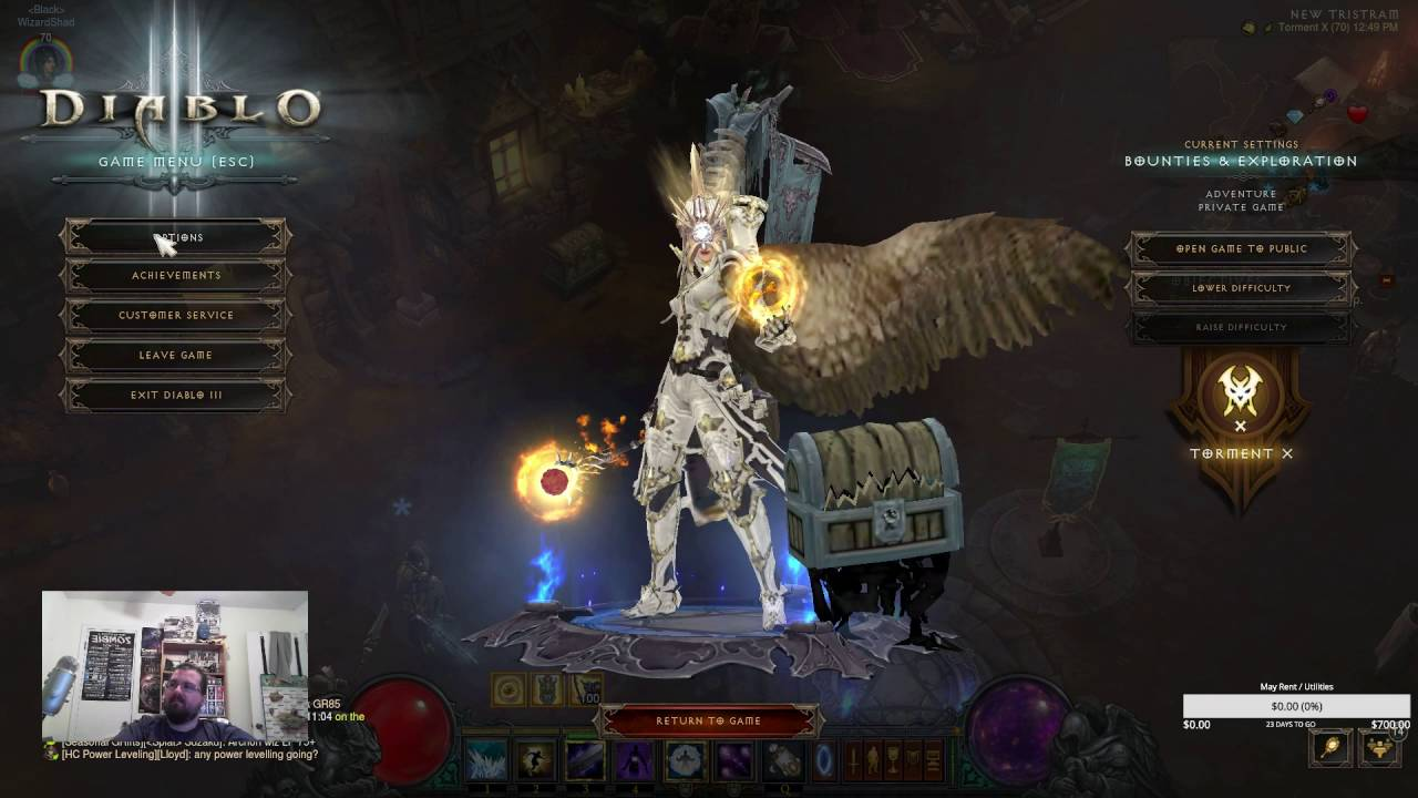 Diablo  Build Archon