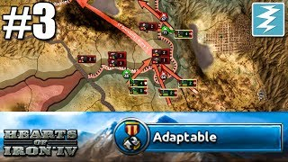 HOW TO GET ADAPTABLE GENERAL TRAIT [3] Persia - Hearts of Iron IV