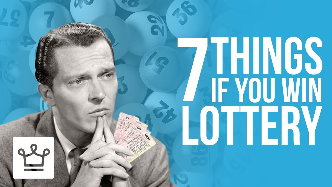 What To Do If You Win The Lottery Australia