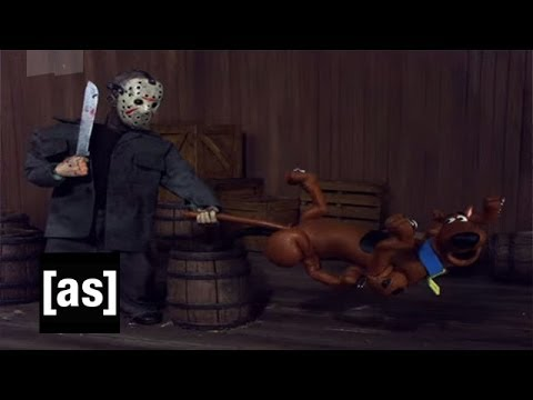 Scooby Doo And Jason | Robot Chicken | Adult Swim