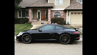 Living with the Porsche 991.2