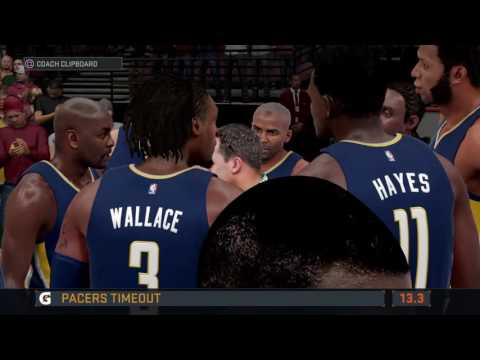 NBA2k16 my League Timmi v Pacers