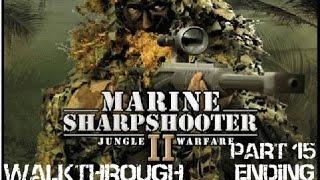 Marine Sharpshooter 2: Jungle Warfare Walkthrough - Part 15 and Ending