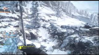 Battlefield 3 Conquest Alborz Mountains Armored Kill DLC Ps3 Gameplay 720p Part 1