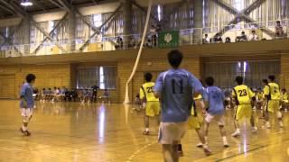 【Highlights 2015】ハンドボール部 春季リーグ 対国際武道大学戦