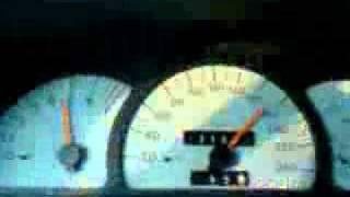 Opel Calibra 8v (0-200kmh)