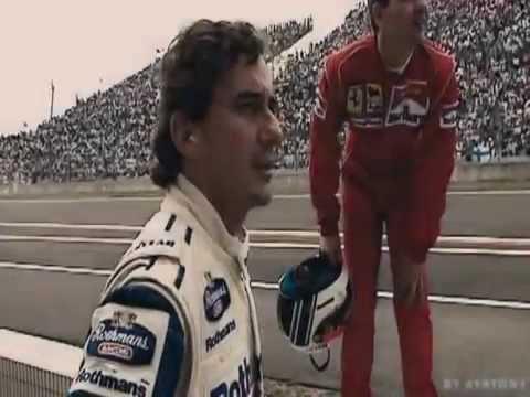 Ayrton Senna - A Lenda das Corridas