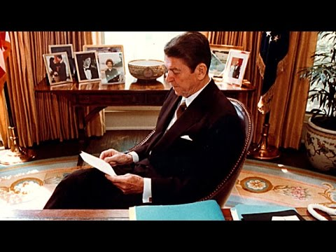 How would Ronald Reagan feel about Trump?