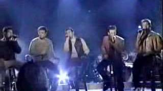NSYNC- I'll Be Good For You (Ntimate Holiday Special)