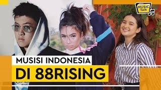 3 Musisi Millenial Indonesia Bergabung di 88rising