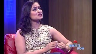 Reecha Sharma LIVE Full Episode (HUAWEI Namaste TV Show)