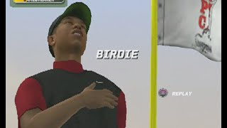 Tiger Woods PGA TOUR 06 AMAZING SHOTS + HOLE IN ONE