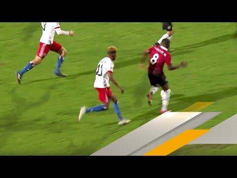 ReLive | Regionalliga Nord | Hannover 96 II - Hamburger SV II | SPORT1