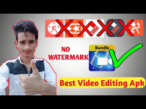Best Professional Video Editing App For Android 🔥|| SK TechTube