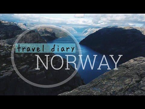 Travel Diary Norway 2016