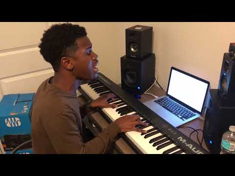 Anthony Brown - Trust In You (cover) - DeWayne Crocker Jr