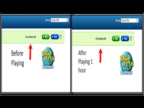 How To Download Big Fish Games Games Free