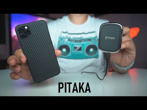 Pitaka: I found my favorite thin magnetic case & wireless car charger mount - For real!