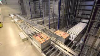 Nasjonalbibliotekets Automatlager