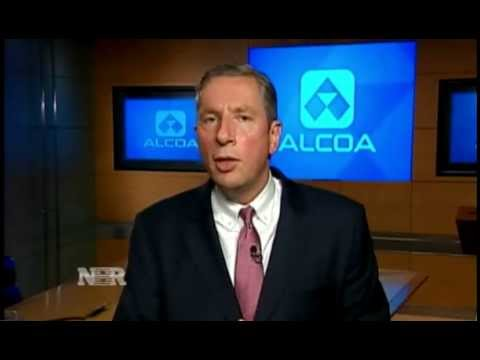 Interview with Alcoa CEO Klaus Kleinfeld (4/8/2013)