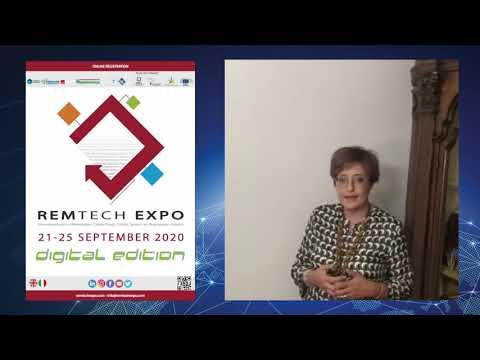 RemTech Expo Digital Edition dal 21 - 25 Settembre 2020