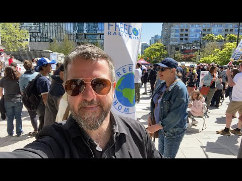Bill C-10 Exposed! Grand Freedom Rally Live with Dan Dicks of Press For Truth!