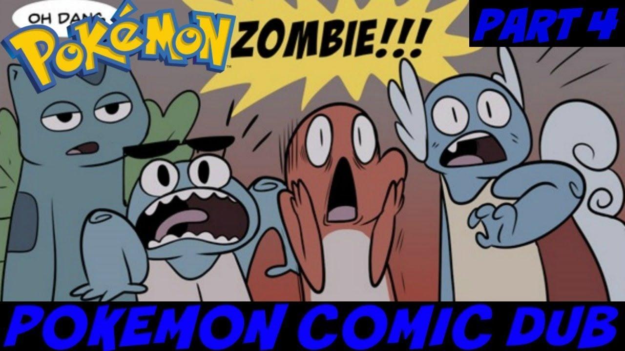 1434c821 POKEMON COMIC DUB] (Night of the living kids Part 4) Comic By ...