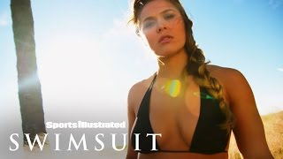 Sneak Peek Ronda Rousey--SI: The Making of Swimsuit 2015 on Travel Channel Premiers Feb. 15