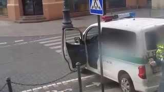 Policijos ir greitosios medicinos pagalbos darbuotojų kasdienybė | Lithuanian police