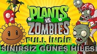 PLANTS VS ZOMBİES PC FULL İNDİR CRACK VE HİLE NASIL YAPILIR