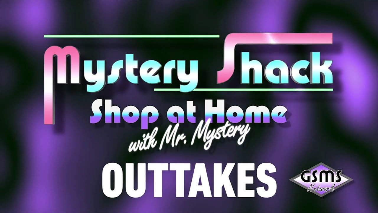 Outtakes shop at home with mr mystery gravity falls Shop at home