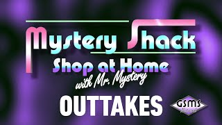 Outtakes - Shop at Home with Mr. Mystery - Gravity Falls