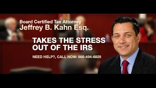 what to do if your bank account just got levied tax attorney jeffrey b kahn answers