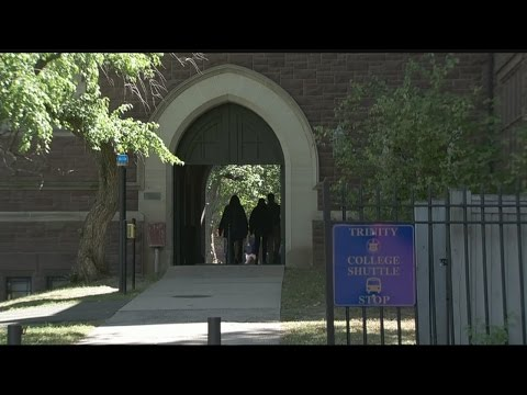 Threat made against Trinity College