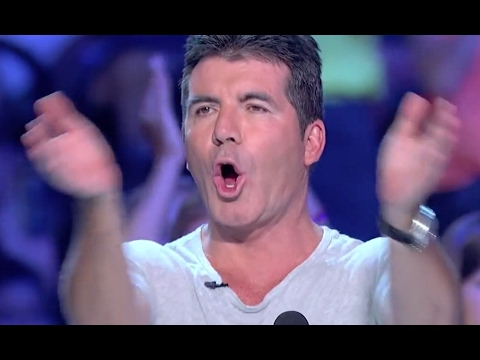 Simon Cowell Makes Fun of This Gospel Singer - Then Everyone is Blown Away