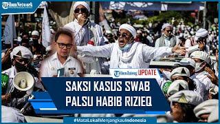 Walikota Bogor Jadi Saksi Kasus Swab Palsu Habib Rizieq