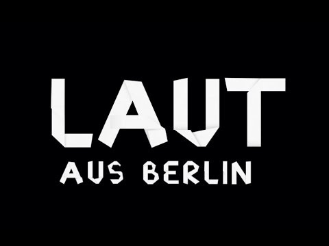Laut aus Berlin: Graffiti Part II - legal vs illegal