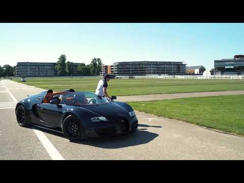 H.R. Owen Bugatti Pre Owned Carbon Vitesse Video