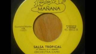 Orchestra Capri - Salsa Tropical