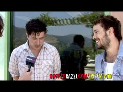 Jared Sagal interviews Mumford and Sons EXCLUSIVE!!!
