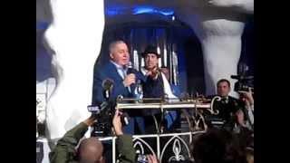 Макс Покровский - Крокодиловый народ; подводка к Московским пробкам+клип (22.05.13)