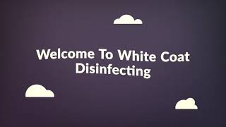 White Coat Disinfecting - Commercial Office Cleaning Service in Orlando, FL