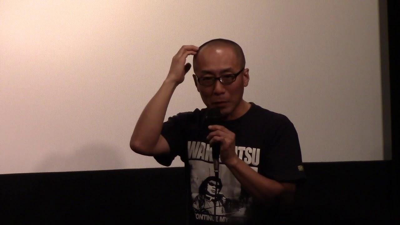 土屋トカチ監督『アリ地獄天国』名古屋舞台挨拶REPORT